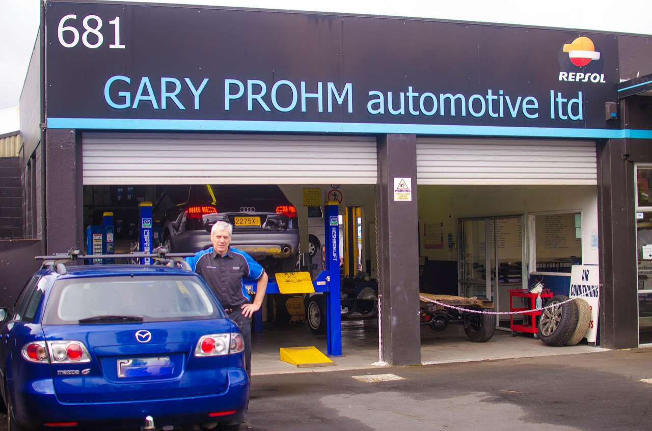 GARY PROHM Automotive LTD